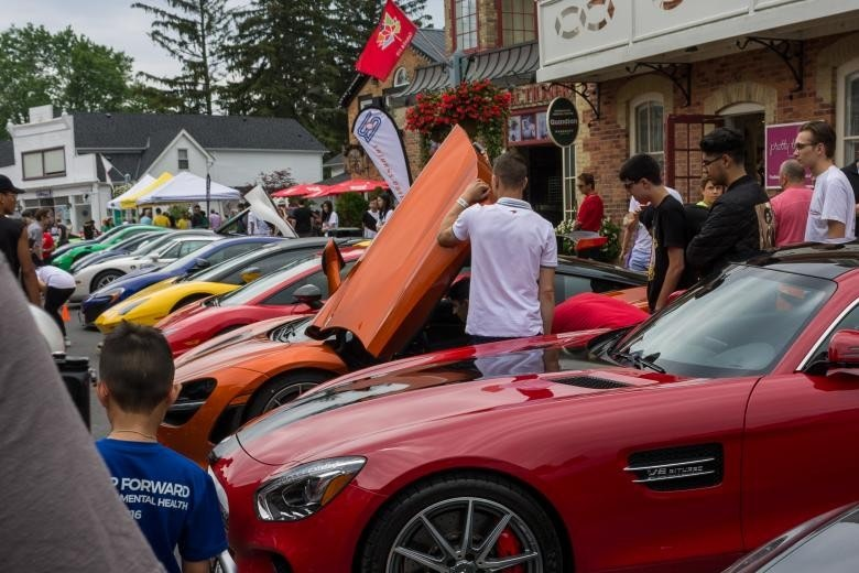 Events York Durham Headwaters - Exotic car show near me