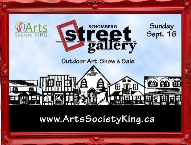 Arts Society King Schomberg Street Gallery