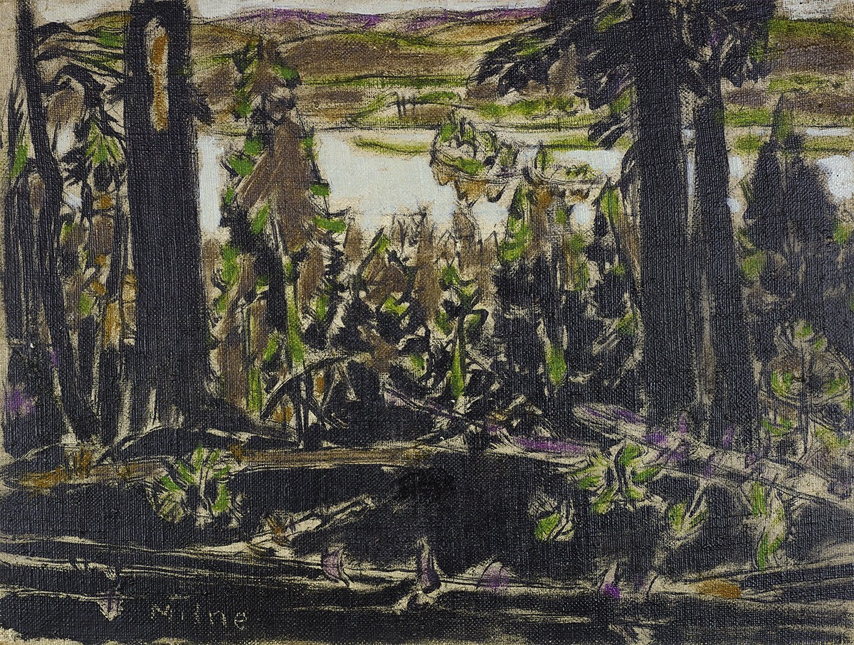 David Milne: Modern Paintings at McMichael Canadian Art Collection