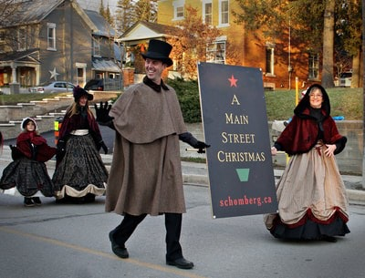 A Main Street Christmas 2018 In Schomberg