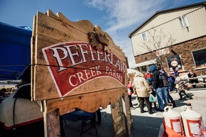 Pefferlaw Creek Farms -Maple Syrup Festival