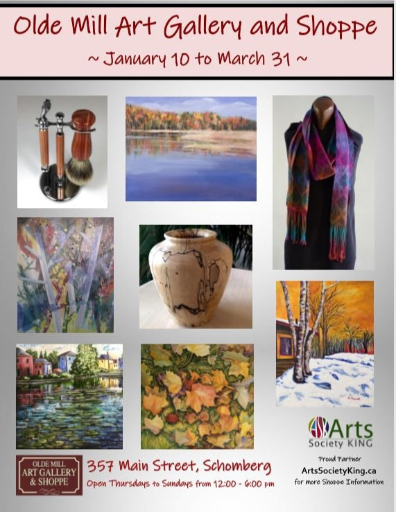 Olde Mill Art Gallery and Shoppe