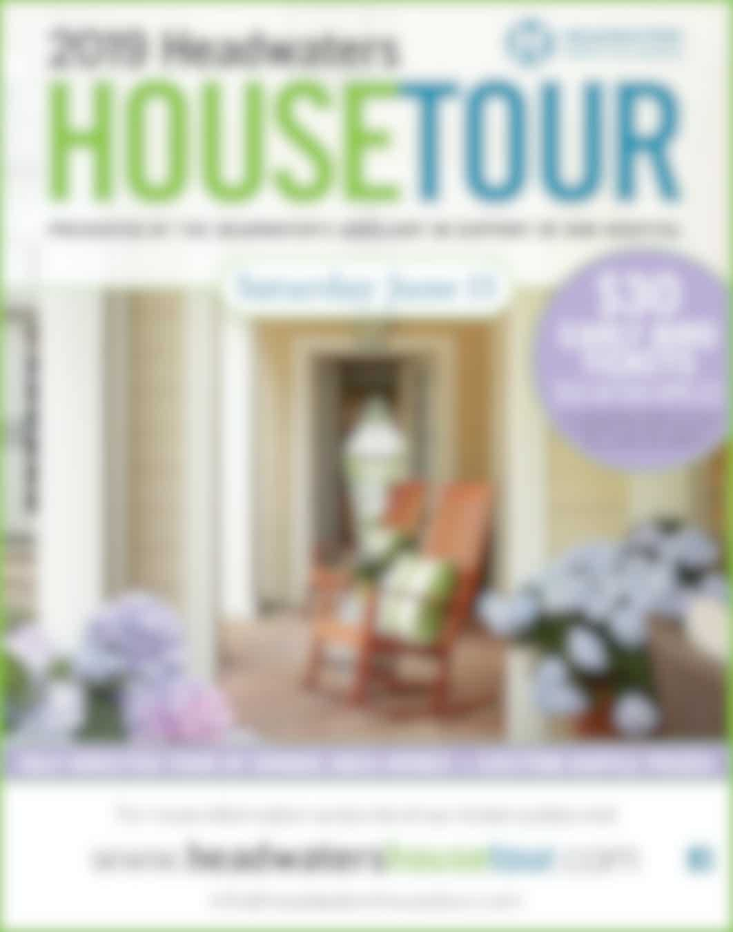 2019 Headwaters House Tour