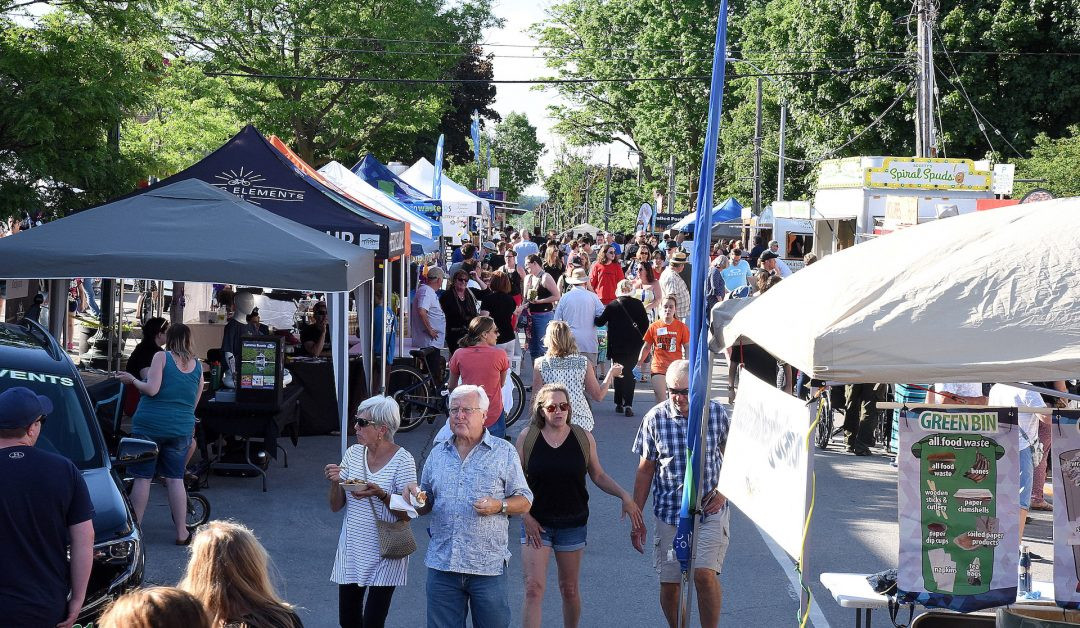 The 17th Annual Orangeville Blues and Jazz Festival
