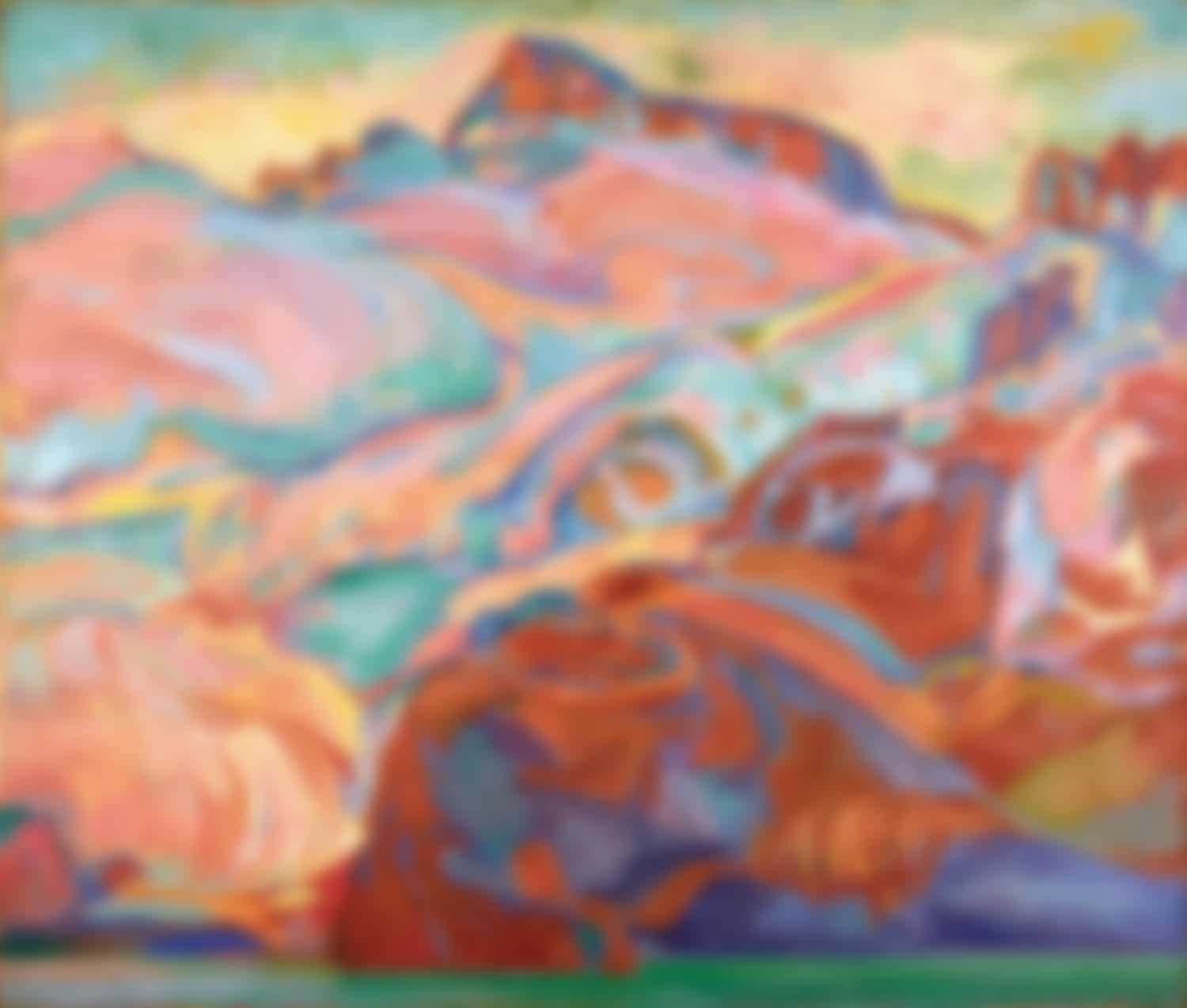 """Curatorial Talk """"A Like Vision"""": The Group of Seven at 100"""