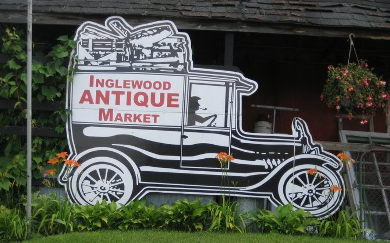 Inglewood Antique Market