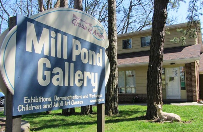 Richmond Hill Group of Artists @ The Mill Pond Gallery