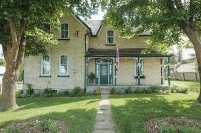 Leaskdale Manse National Historic Site