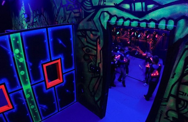 Area51 LaserTag - Planet Play