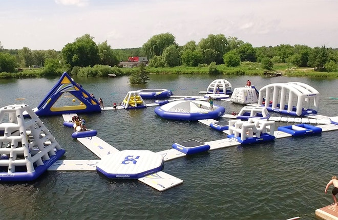Rail Yard Wake & Aqua Park