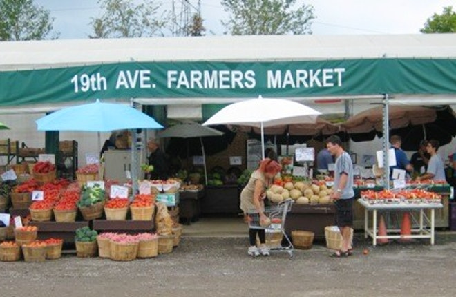 19th Avenue Farmers Market
