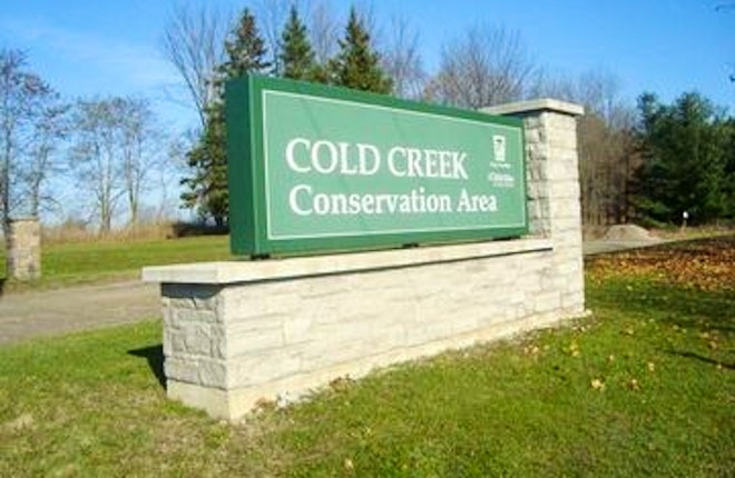 Cold Creek Conservation Area
