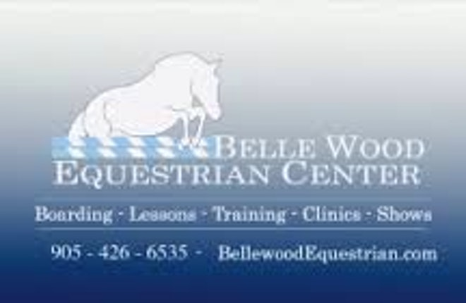 Belle Wood Equestrian Centre