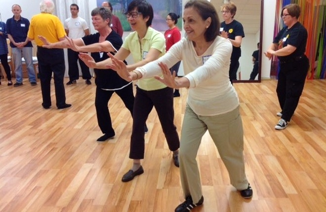 Canadian Tai Chi Academy