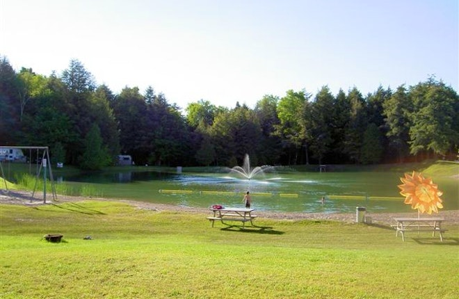 Springwater Trailer Resort and Campground