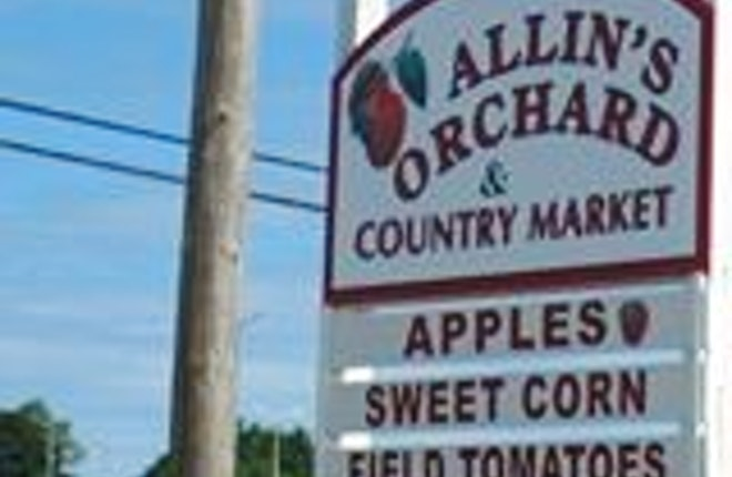 Allin's Orchard and Country Market