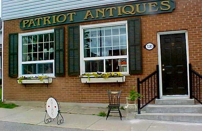 Patriot Antiques & Collectables