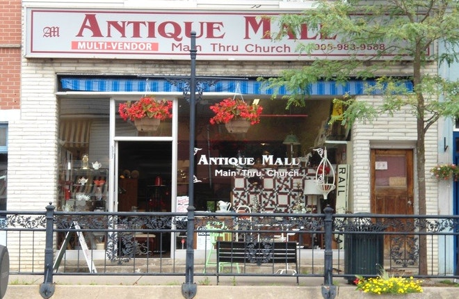 Main Thru Church Antique Mall
