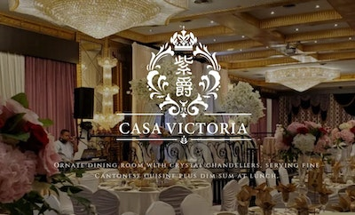 Casa Victoria Fine Dining And Banquet