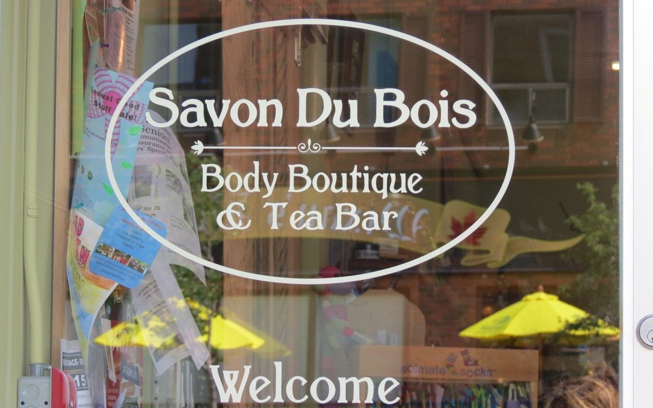 Savon Du Bois Body Boutique and Tea Bar & Coffee Roastery