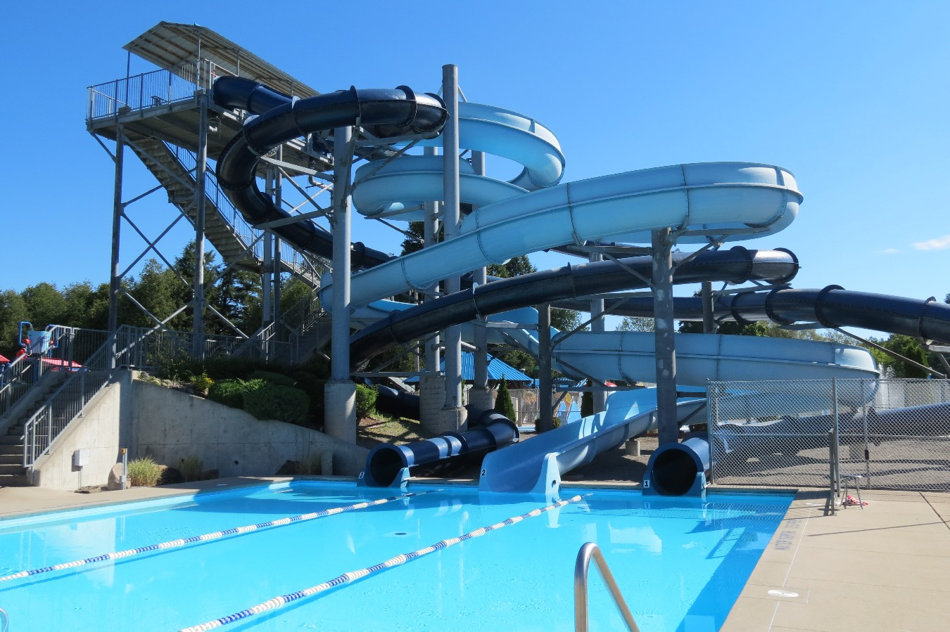 Cedar Park Waterpark Resort