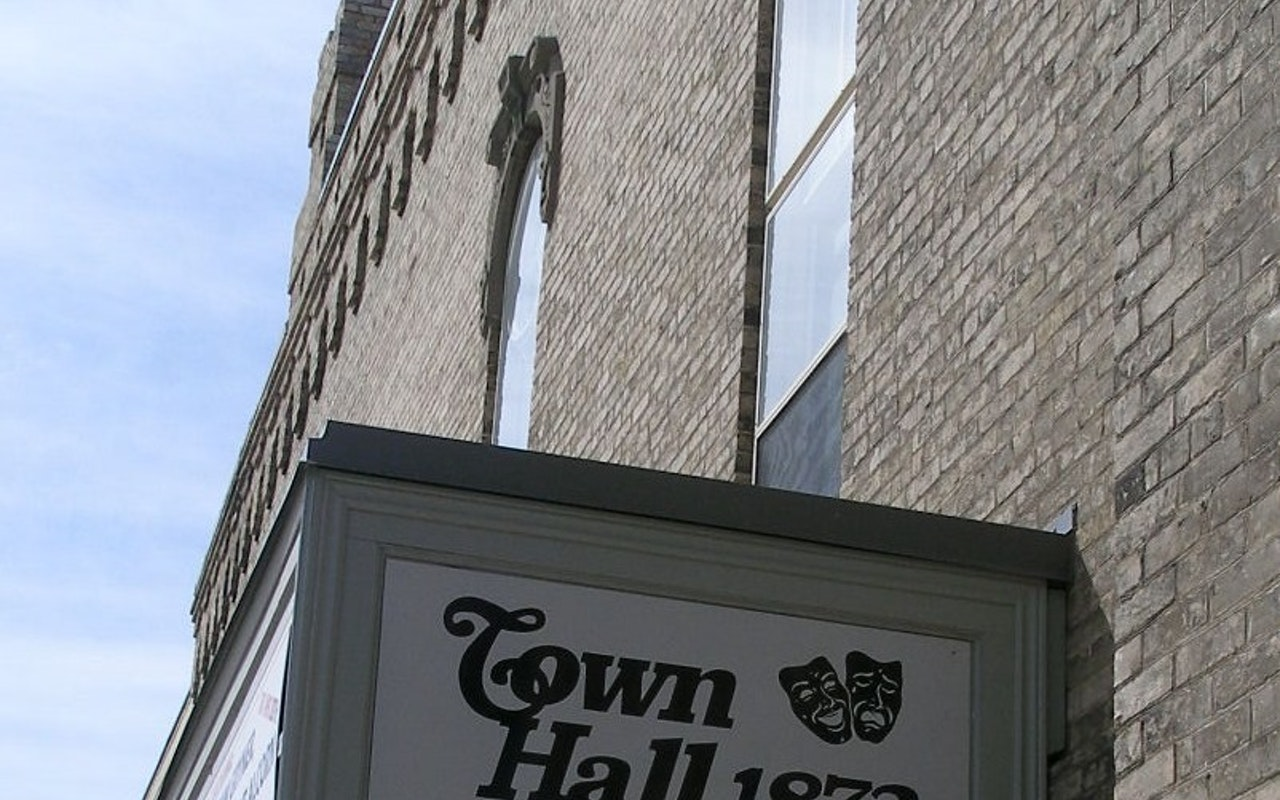 Town Hall 1873 Centre for the Performing Arts