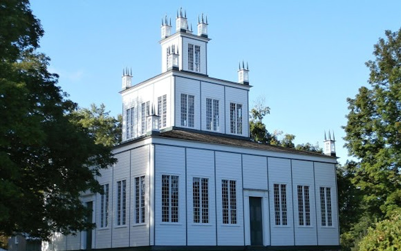 Sharon Temple National Historic Site & Museum