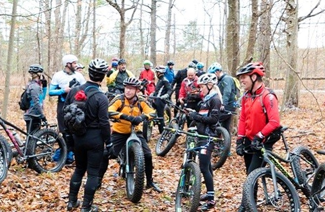 Durham Mountain Biking Association