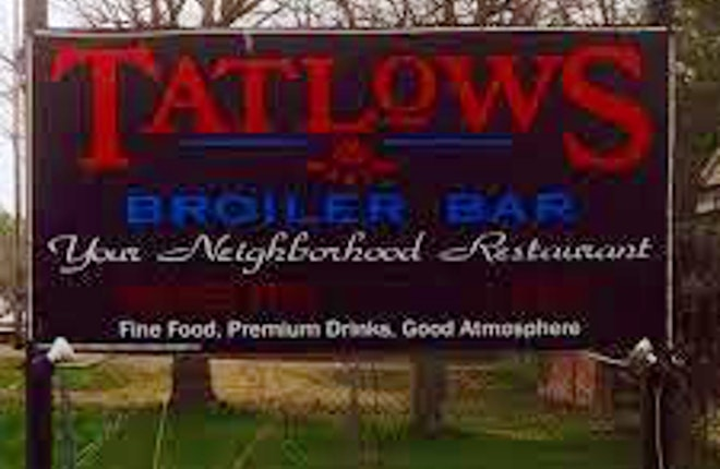 Tatlow's Broiler Bar