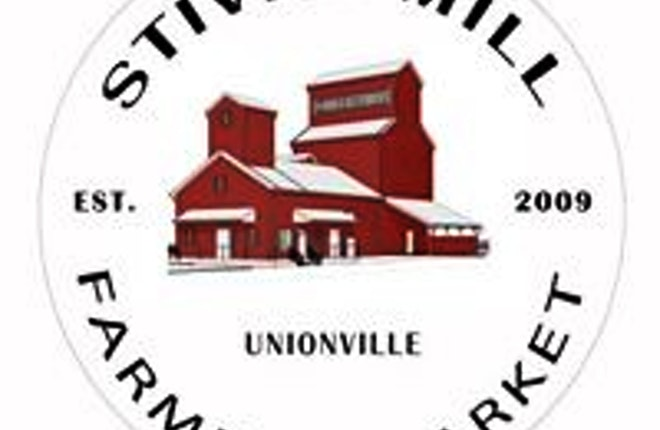 The Stiver Mill Farmers' Market