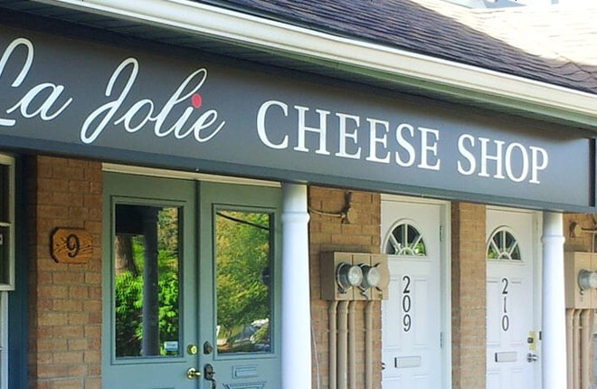 La Jolie Cheese Shop