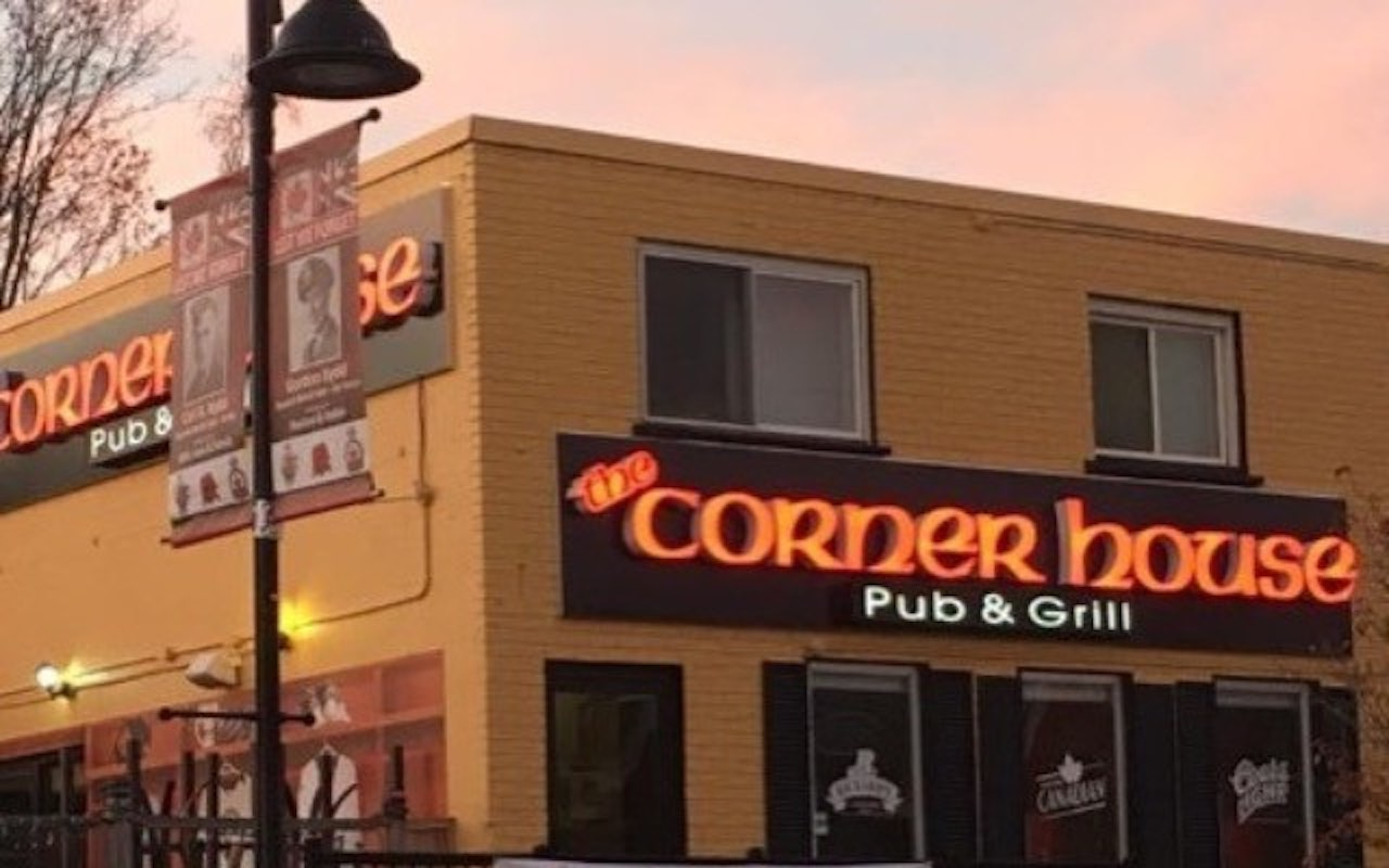 Corner House Pub and Grill